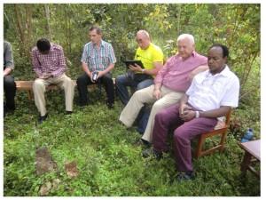 Wizyta Braci w Etiopii
