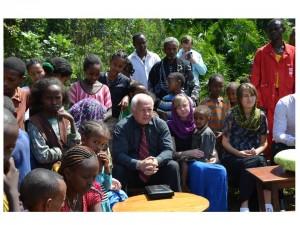 Druga wizyta w Etiopii